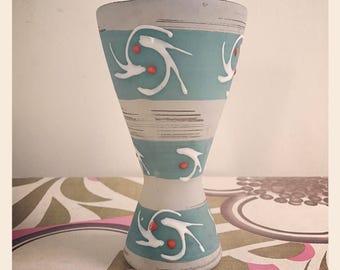 West German Pottery - Ceramic Vase