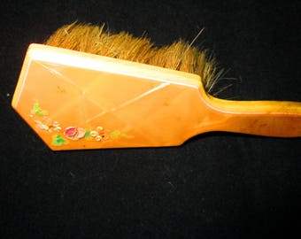 Vintage Baby Hair Brush