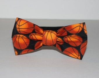 Scattered Basketballs Pre-Tied Bowtie / Bow Tie - FREE SHIPPING!*