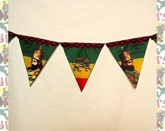 Lion of Judah [drs]Pennants (triangular)