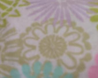 Blanket-Girls Receiving/Stroller Sunburst Flower