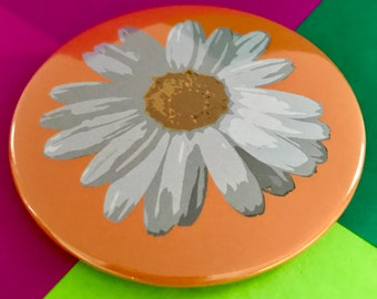 Daisy Pocket Mirror