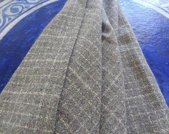 Vintage Wool Tweed