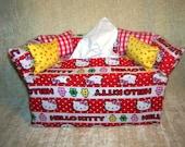 Hello Kitty Tissue Box Cover