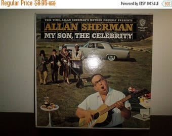 Allan Sherman - My Son, The Box (CD, Compilation) | Discogs