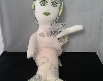 Ismeralda - Queen of Ocean doll