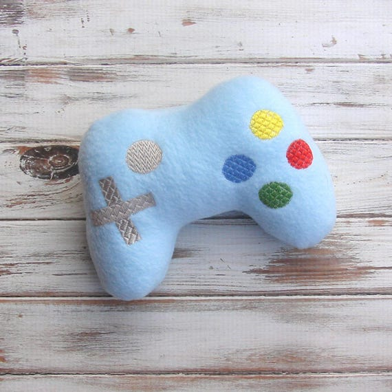 Nerd Baby Gift Plush Game Controller Video Game Control