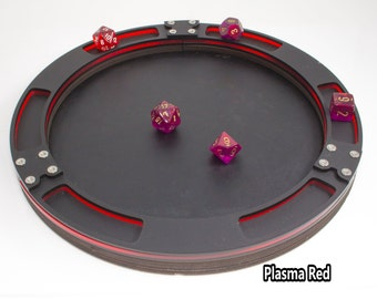 The Umbra Padded Gaming Dice tray