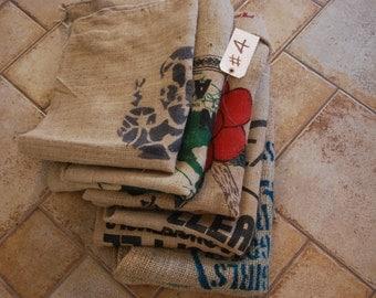 Burlap Coffee Bags, Burlap Coffee Sacks, Coffee Bags, Burlap Sacks (High Quality Pre-selected)