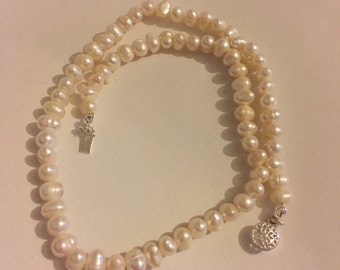 1980s Ivory Pearl Bridal Necklace, Vintage Pearl Jewellery And Accessories