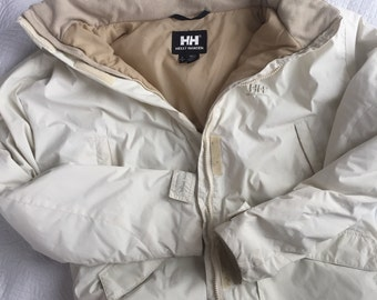 Helly Hansen 90s 00s vintage parka puffer jacket coat hooded hood