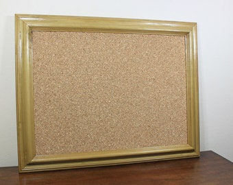 cork board organizer wood framed corkboard large corkboard weathered oak bulletin board office organization thumb tack message board