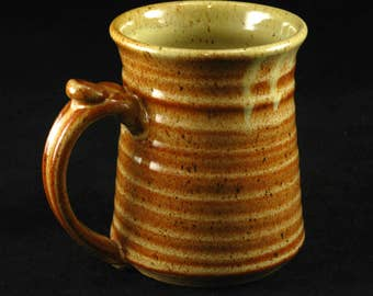 Handmade Stoneware Mug (Lee-Janke Wedding)