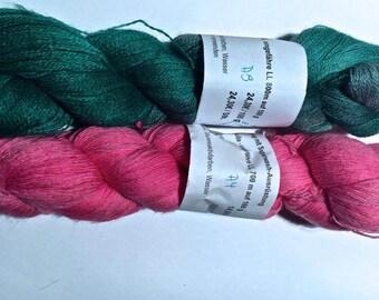 Alpaca lace handcolored LL CA. 800 m A4, A8
