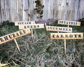 Custom garden signs Etsy UK