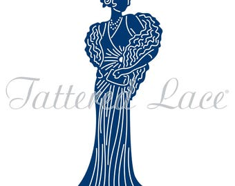 Essentials by Tattered Lace ~ Glitz & Glam Daisy, TTLETL526