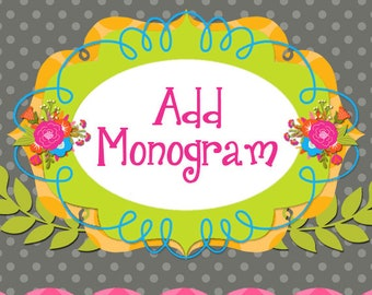 Monogram Fee