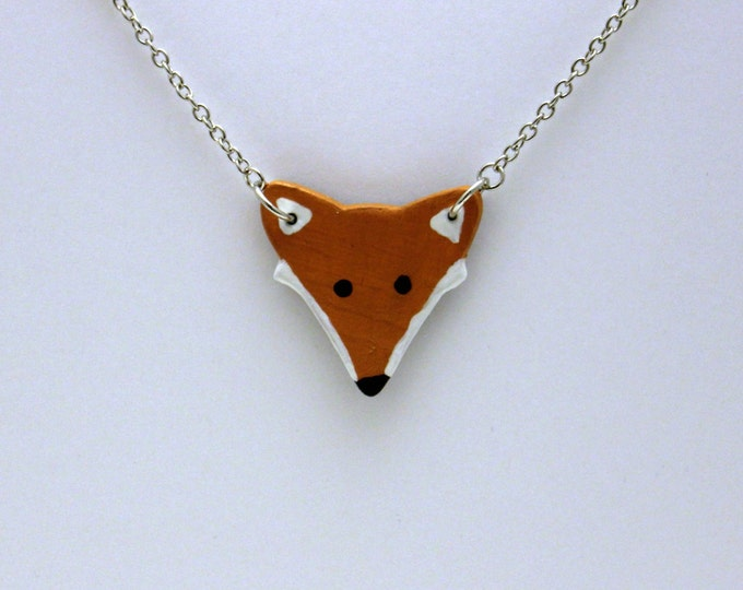 Featured listing image: Fox Pendant