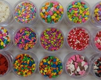 3 ounces Confetti Sprinkles