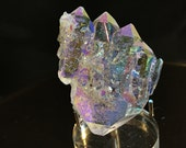Angel Aura Faden Quartz Crystal, Spirit Quartz, Angel Aura, Empath Crystal Magick, Healing, Divination, Metaphysical AQ13-0212