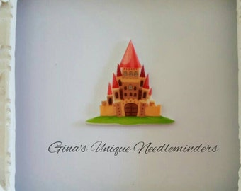 Fairy Tale Castle Needle Minder