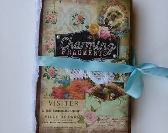 Charming Fragments TsunamiRose, diary, journal. Book