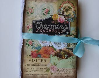 Charming Fragments TsunamiRose, diary, journal. Book