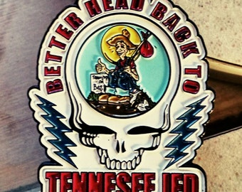 Grateful Dead Tennessee Jed
