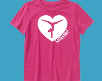 Gymnastics t shirt etsy Gymnastics t shirt designs