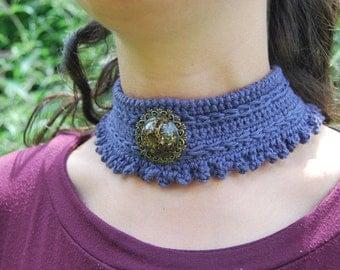 Crochet Choker / Necklace
