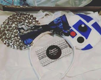 R2D2 Star Wars Ears