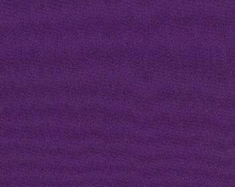 1/2 Yard Moda Bella Solids Purple 9900 21