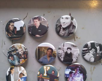 Freaks and Geeks Pins