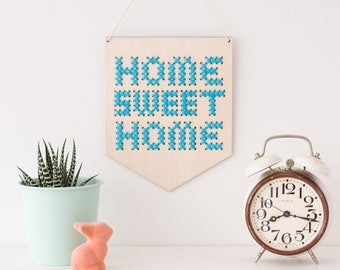 Home Sweet Home Banner Kit