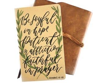 Scripture Prayer Journal