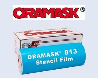 """1 roll 12""""x 25yd Oracal 813 Oramask Stencil Vinyl"""