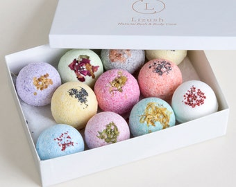 Bath Bomb. Natural Bath bomb gift, Spa Gift,Gift for her, Bath gift set, Bath Bombs, Christmas gift, Gift for best friend, Gift for mom