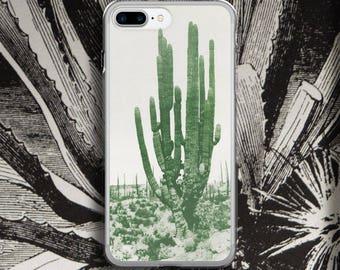 Cactus iphone case, Succulent iphone case, Cacti iphone case, Desert iphone case, Southwestern iphone case, iphone 6, iphone 7,  7 plus