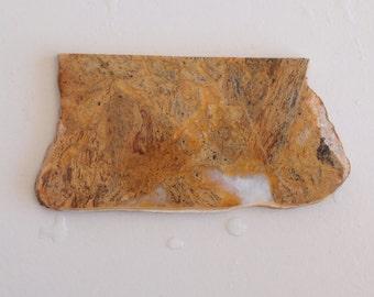 Jasper Slab - Lapidary Slab - Natural Stone Slab - Lapidary Rough