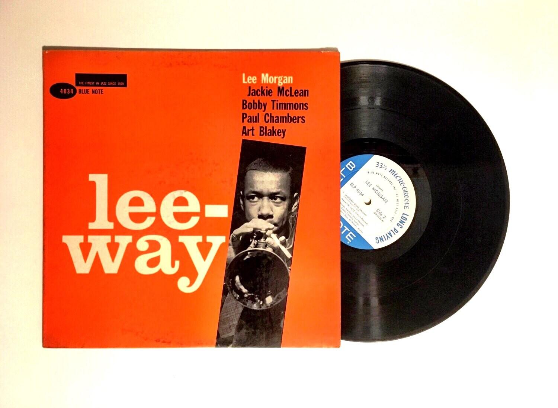 25 Off Lee Morgan Leeway Original Mono First Pressing Lp