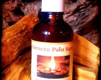 "Healer auric ""Palo Santo"" extract"