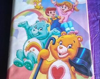The Care Bears Movie Vintage 1980's Kids Movie VHS Creepy Care Bear Stare