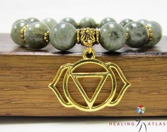Ajna Chakra Bracelet Third Eye Chakra Bracelet 6th Chakra Bracelet Third Eye Chakra Meditation Yoga Healing Bracelet Ajna Chakra Bracelet