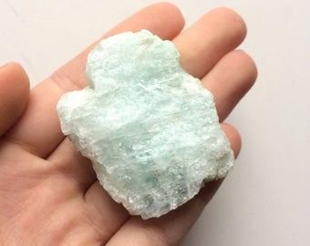 Aquamarine Rough stones 2 inch