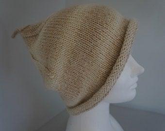knit hat, knit cap, hand knit hat, knitted hat, knit beanie, wool knit hat, wool hat , hand knit wool, toboggan hats, women's beanie,