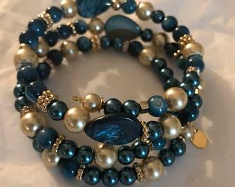 Beautiful Wrap Around Bracelet
