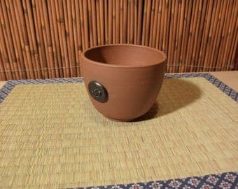 Chinese Red Clay Incense Burner