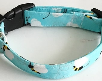Bumble Bee Collar for Dogs and Cats