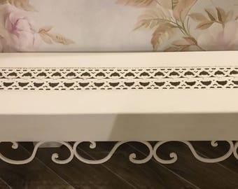 Pure white sofa