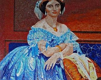 Mosaic Art - Louisa Hammond